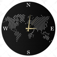 APS019M - Coordinate - Siyah - Zoom