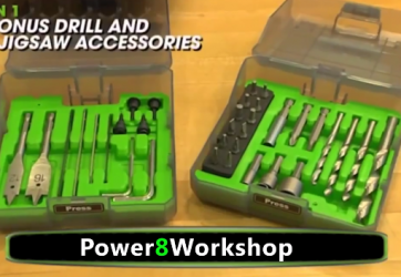 Power8 Workshop Taşınabilir Atölye